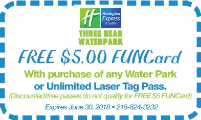 Free $5.00 FUNCard Coupon