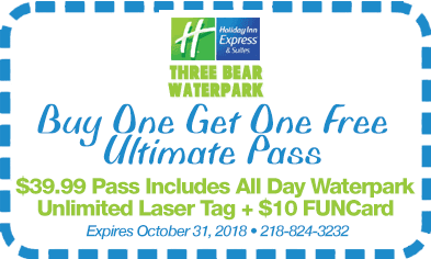 Buy One Get One Free Ultimate Pass